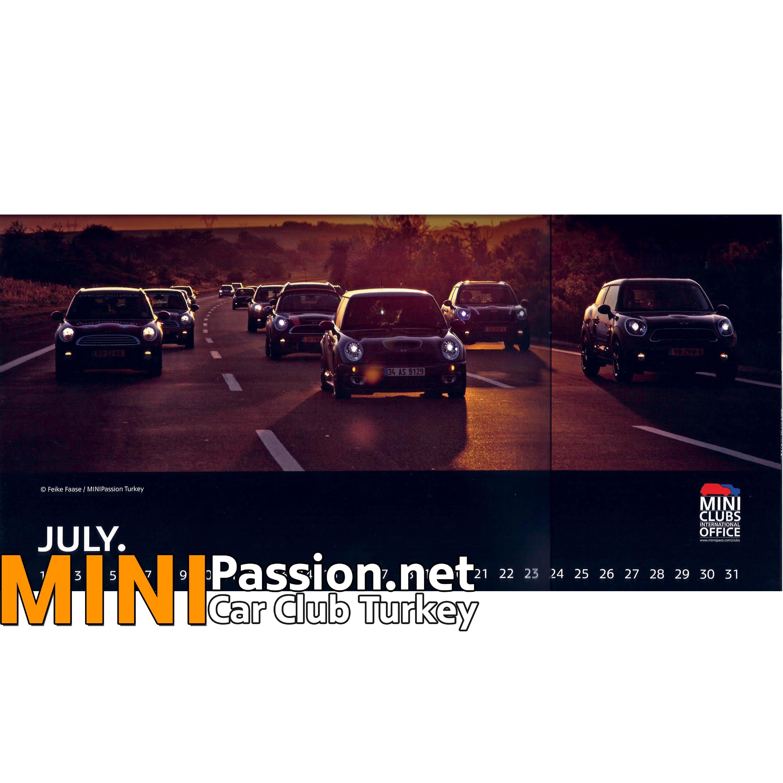MINI Calender MINIPassion Sayfa3