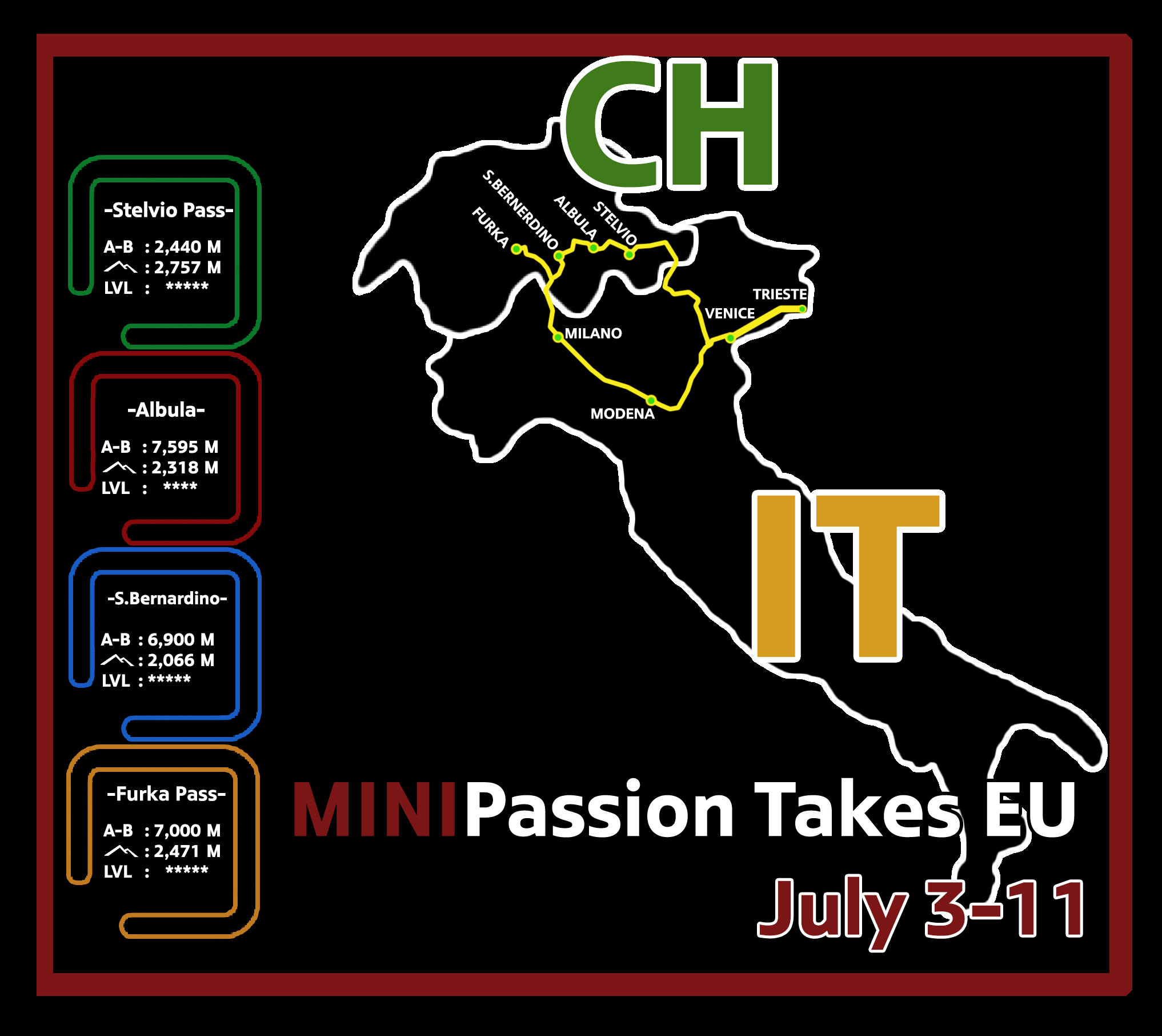MINIPassion Takes EU Vol2