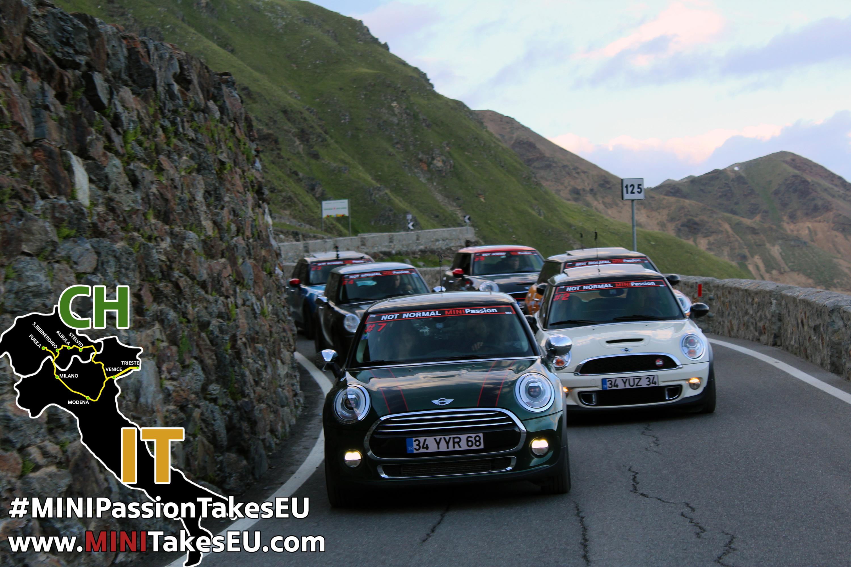 Stelvio Pass Italya