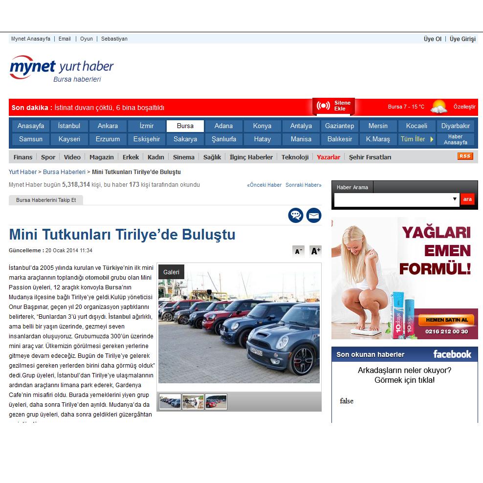 MINIPassion MINI Car Club Turkiye