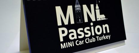 2016 MINI Passion Takvimi