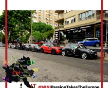 MINIPassion Takes The Europe Start